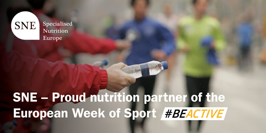 Eating like an athlete: Learning from the best in a year of sport